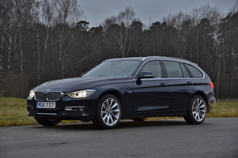 Test BMW 320d xDrive Touring