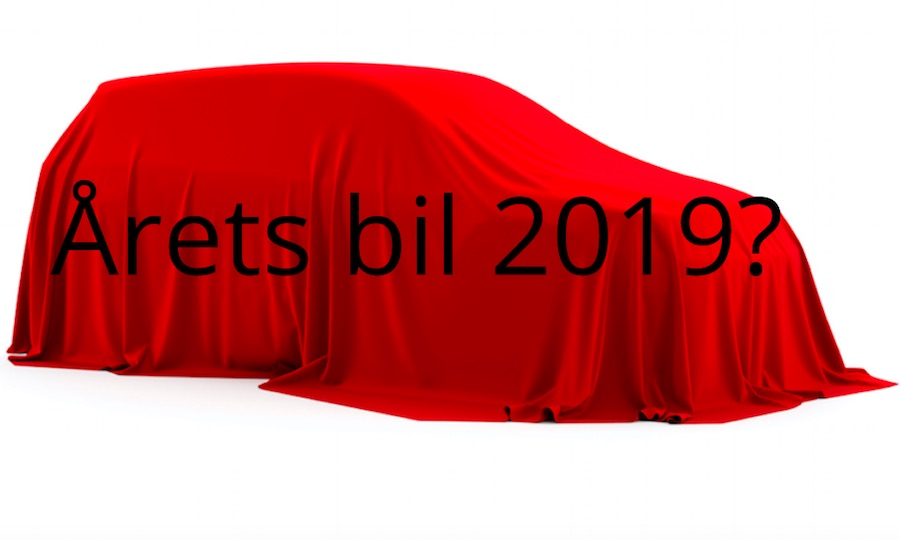 Kandidaterna till Car of the Year 2019?
