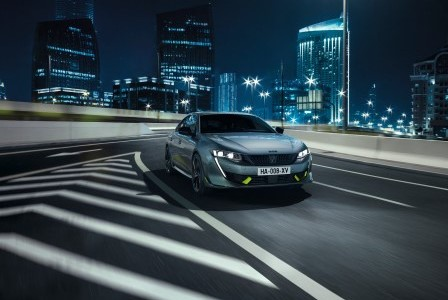Nya Peugeot 508 Sport Engineered – nyskapande prestanda