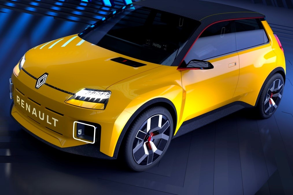 Renault 5 vinner Concept Car of the Year