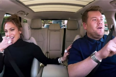 Carpool Karaoke time, JLo, enjoy!